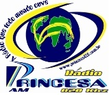Rádio Princesa AM 820 - Roncador