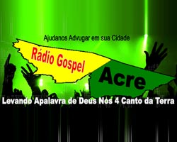 Rádio Web Gospel Acre